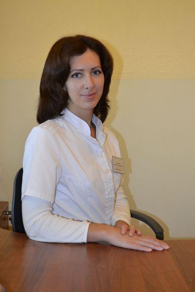 Щукина Оксана Владимировна