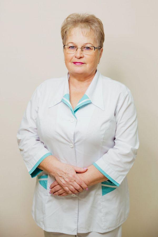 Новикова Ирина Алексеевна