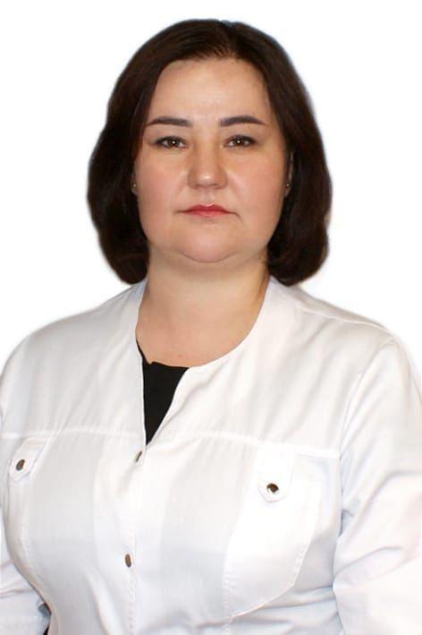 Щербакова
